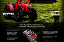 Mahindra USA Takes Unique Approach to Tier IV Technology