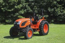 "KIOTI Tractor Announces Latest Models to DK ""10"" Series"