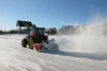 Winter Tractor Maintenance – Using or Storing Your Tractor in Winter