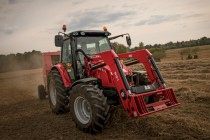 Massey-Ferguson Adds More Large-Frame Tractors