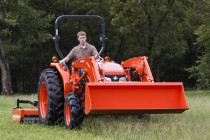 Kubota introduces the MX5800