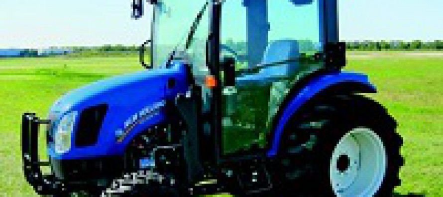New Holland Introduces Latest Boomer Tractors
