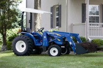 New Holland Introduces Updated Workmaster Utility Tractors