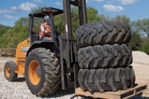 CASE Introduces Upgraded Forklifts