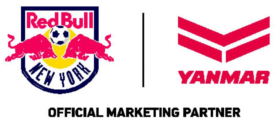 Yanmar Signs Official Marketing Partner Contract with New York Red Bulls
