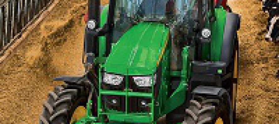 John Deere Expands 6 Family Tractor Line