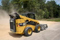Cat Brings New Skid Loaders to Market