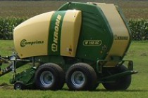 Krone Expands Comprima Baler Line for 2015