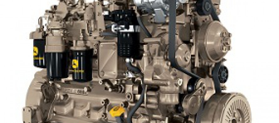 John Deere Extends Generator Drive Options with New Engine Lineup