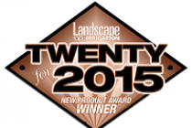 Landscape and Irrigation Reveals its 20 for 2015