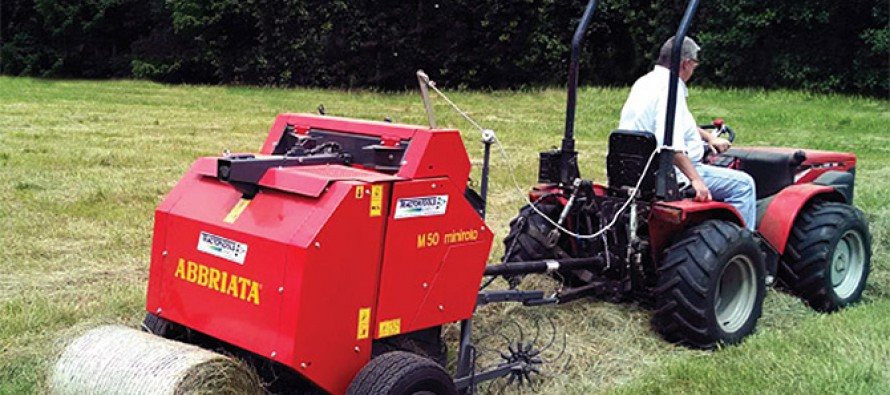 Choosing a Hay Baler for Your Compact Tractor - TractorByNet