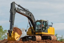 Refinements, Updated Emissions Elevate John Deere's 210G LC Excavator