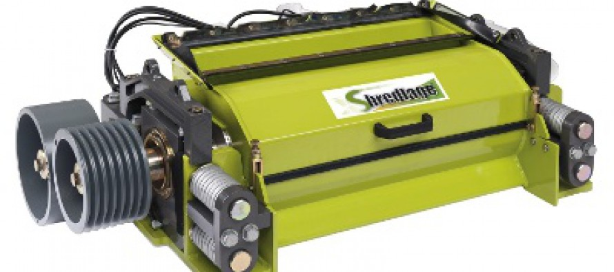 CLAAS Invests in Shredlage® Technology