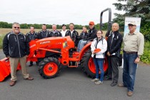 Northern New Jersey Farmer Veteran Awarded First Donated Kubota Tractor in Geared to Give Program