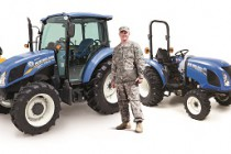 New Holland Expands True Blue Salute Program