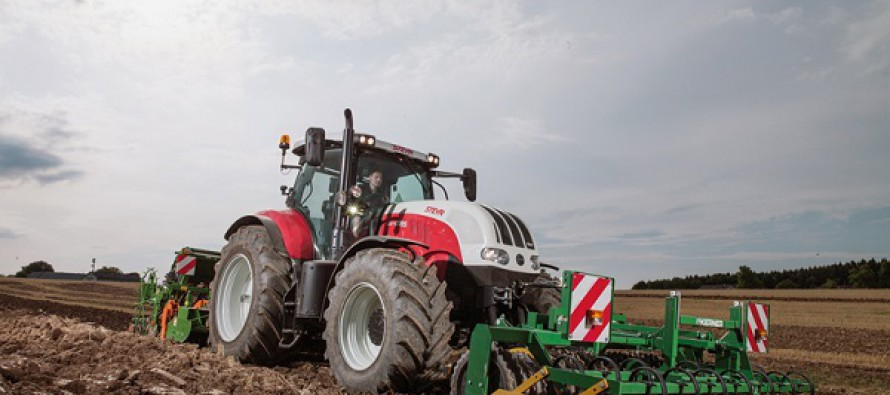STEYR CVT 2015 Evolution (Stage IV): Ready to rumble!
