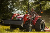 Massey Ferguson Announces New Utility Tractors For 2015