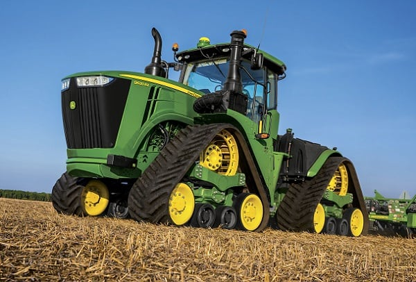 9RX Tractor