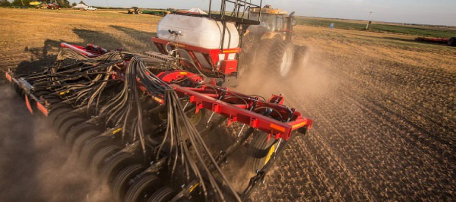 Sunflower Introduces New Air Drill