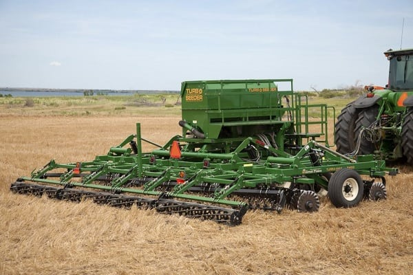 Turbo Seeder