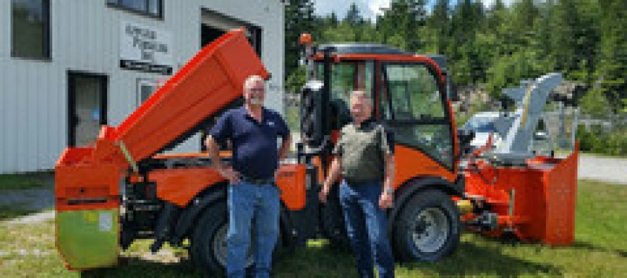 Holder Tractors Welcomes Applied Pressure as our Authorized Dealer in Atlantic Canada