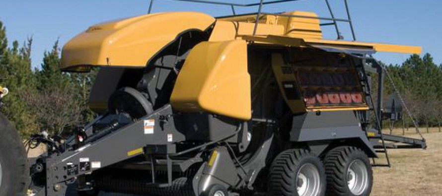 AGCO Announces Changes to Baler and Windrower Models
