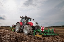Steyr Brings ISOBUS Class III to CVT Models