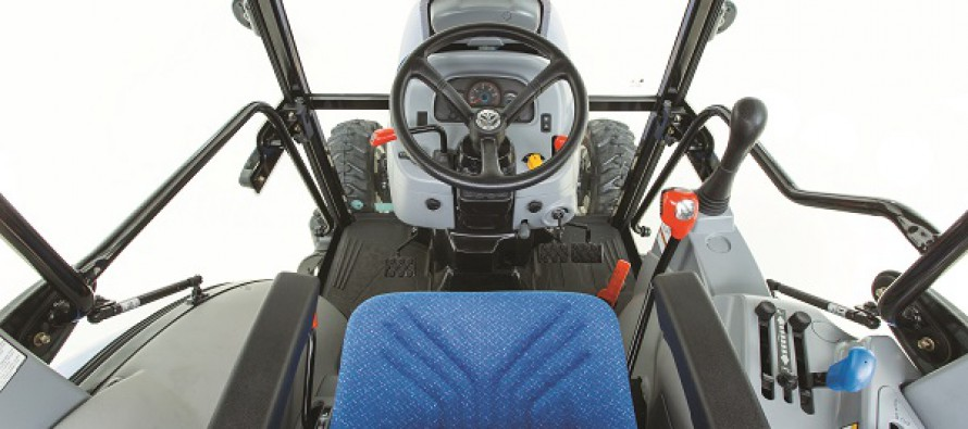 New Holland Boomer™ Cab Tractors: Ready for Any Job in Any Weather