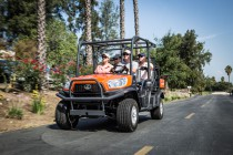 Kubota Revolutionizes Comfort and Cargo with the New RTV-X1140