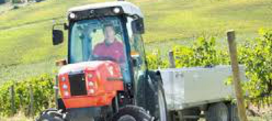 SAME Frutteto S ActiveDrive Wins Tractor of the Year Awards