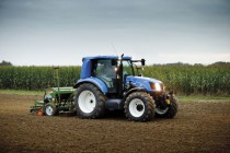 New Holland Methane-Powered Tractor and Sustainable Farming