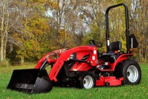 Mahindra North America Launches eMax S, 1526 and 2538