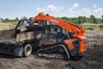 Kubota Introduces New SVL95-2s Track Loader