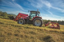 Versatile, Reliable Massey Ferguson® 5700SL Series Mid-Range Tractors Debut