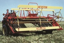 Hesston Approaches Milestone