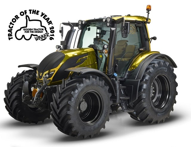 Valtra Golden Edition Large
