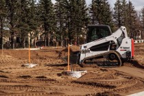 New Bobcat T595 compact track loader boasts the most horsepower in its size class
