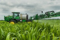 Two New Row Guidance Products Available for John Deere Sprayers