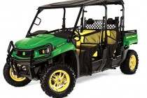 John Deere Expands Gator Utility Vehicle Family