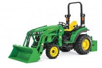 John Deere Introduces New 2R Series Compact Utility Tractors
