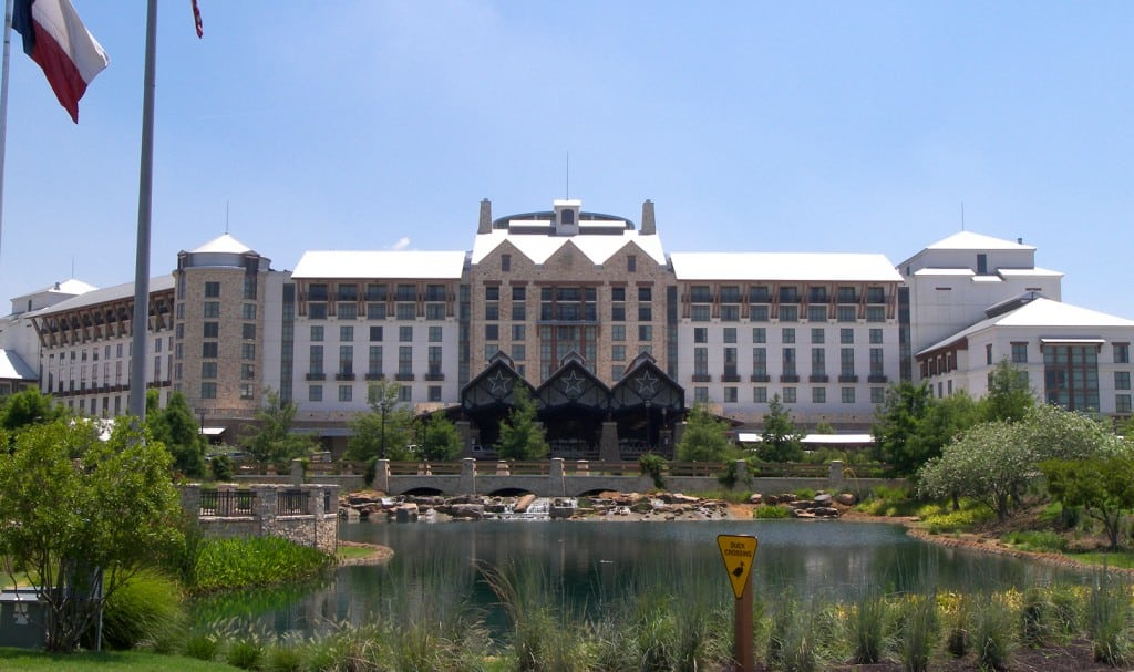 Gaylord Texan in Grapevine