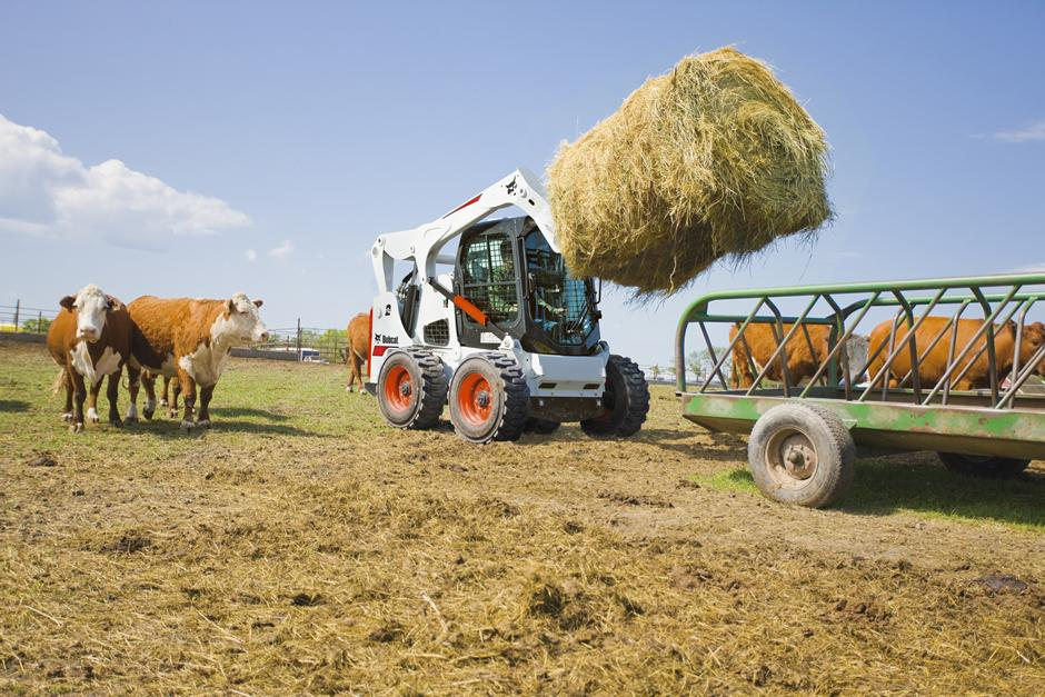 New Bobcat M2-Series Loaders Introduced - TractorByNet