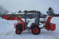 DIY Cabs for Open Tractors