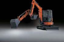 Kubota Introduces the New KX033-4 Compact Excavator