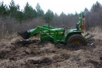 Tractors in Trouble