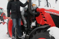 ZETOR TRACTORS a.s. extends sales network