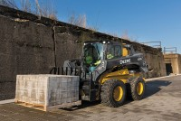 New Severe-Duty Pallet Forks From John Deere