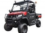 KIOTI Introduces New K9 Series UTVs