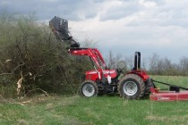 Land Clearing With Your Tractor