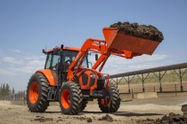 Kubota Introduces the M6S-111, a New Entry-Level Hay and Cattle Tractor